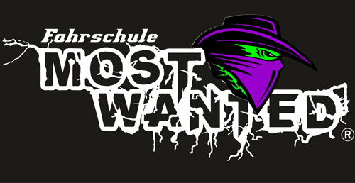 Logo Fahrschule Most Wanted