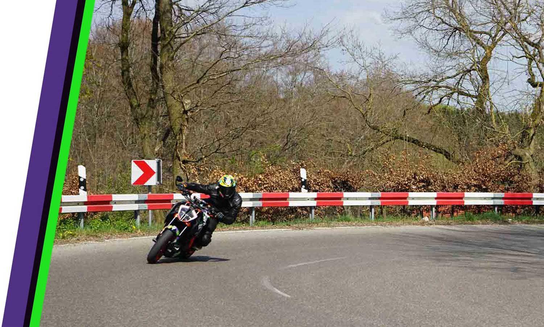 Motorradfürherschein Bobingen und Augsburg bei Fahrschule Most Wanted